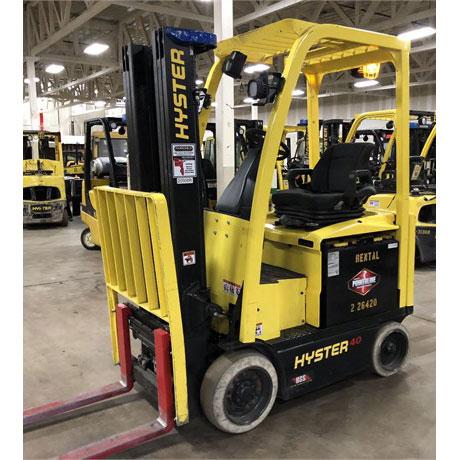 Hyster E40XN Forklift